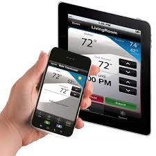 Programmable Thermostat with WiFi