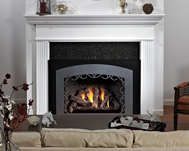 White Mountain Hearth Luxury Innsbrook Insert