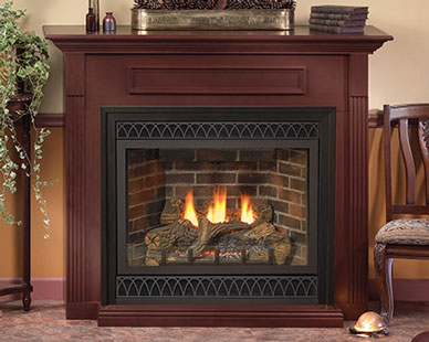 White Mountain Hearth Tahoe Direct-Vent Fireplaces