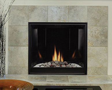 White Mountain Hearth Tahoe Clean-Face Premium Traditional Gas Fireplace