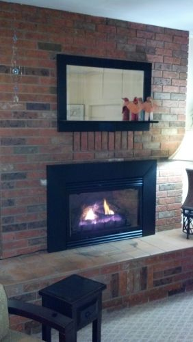 Insert - Gas Fireplace